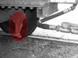 Example 5 – Brake Lever Interference